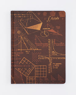 Math Models Hardcover - Dot Grid