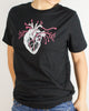 Anatomical Heart & Blood Flow Tee Shirt - Cognitive Surplus - 1