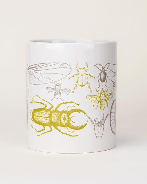 Entomology: Insects Mug - Cognitive Surplus - 2
