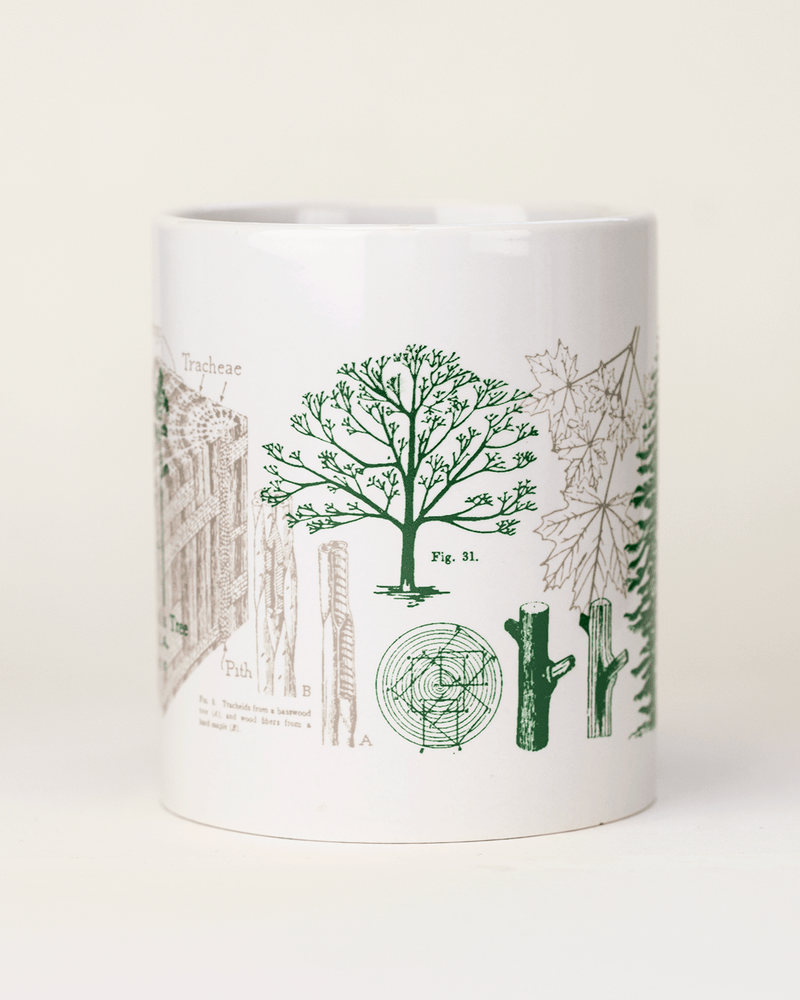 Trees Mug - Cognitive Surplus - 2