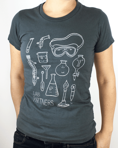 Lab Partners Tee Shirt - Cognitive Surplus - 1