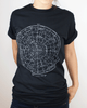 Star Chart Glow-in-the-Dark Tee Shirt - Cognitive Surplus - 1