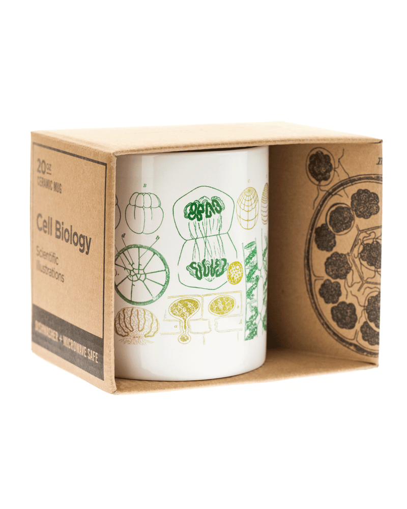 Cell Biology 20 oz Mega Mug