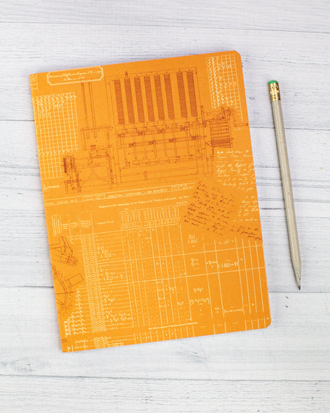 Programming Computer Science Softcover Journal - Dot Grid