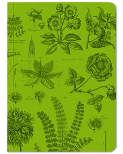 Botany Softcover: Stickered