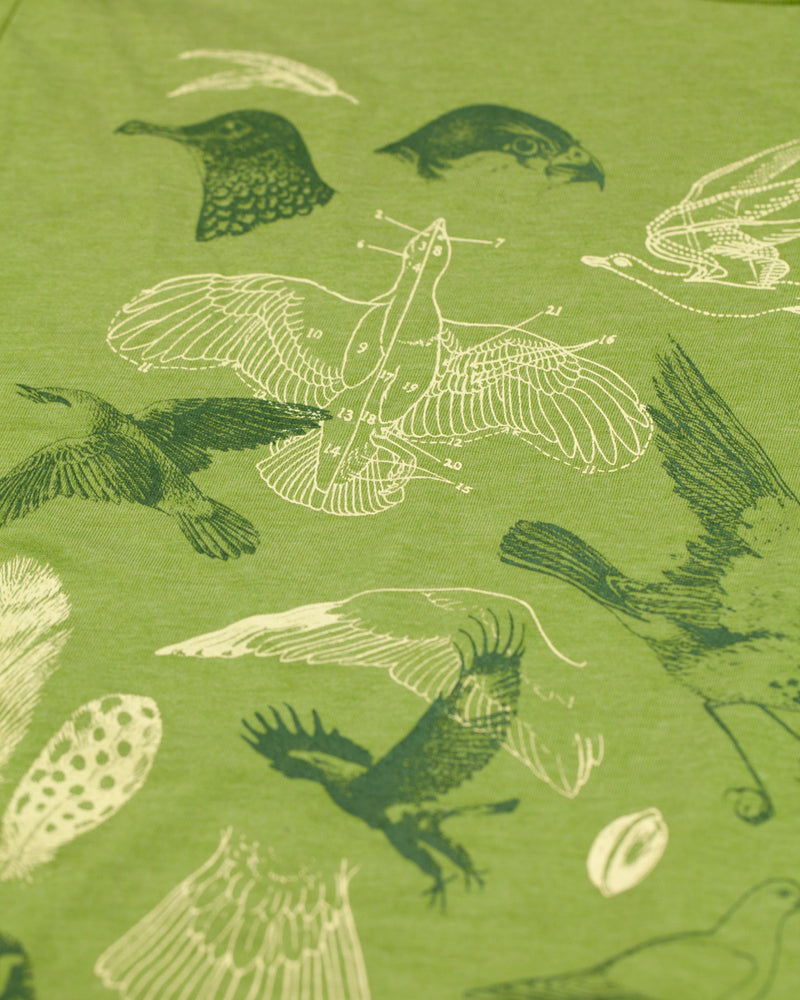 Birds Graphic Tee - Cognitive Surplus