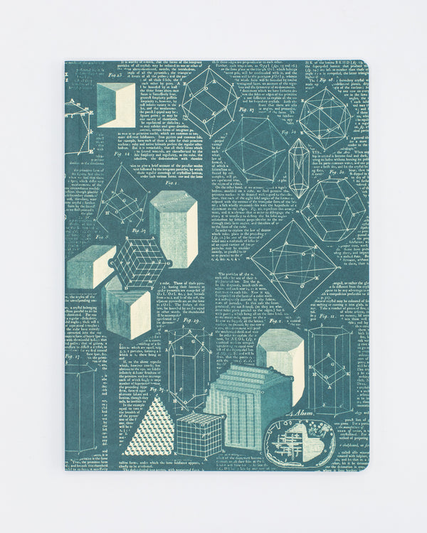 Crystallization Chemistry Softcover - Dot Grid