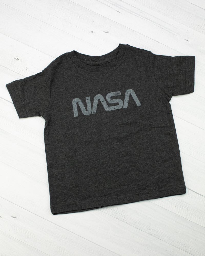 Retro NASA Logotype Toddler Tee Shirt