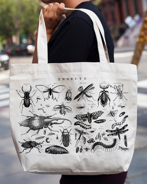 Insects Tote Bag - Cognitive Surplus - 3