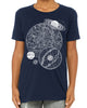 Astronomy Glow-in-the-Dark Youth Tee Shirt