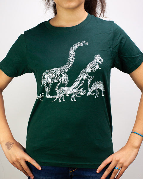Dino Commute Youth Tee Shirt
