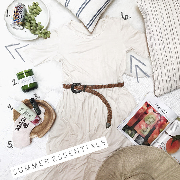 Beat The Heat: Summer Essentials