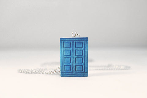 Doctor Who River Song's Miniature Journal Necklace