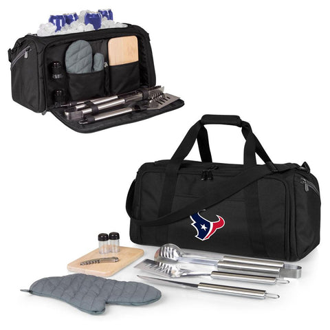 Portable Cooler & Grill Tool Set