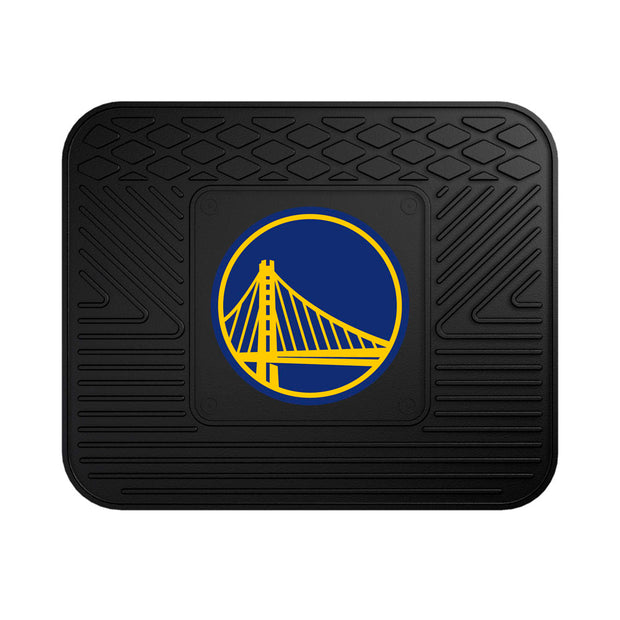 Golden State Warriors Utility Floor Mat - Team Sports Gift