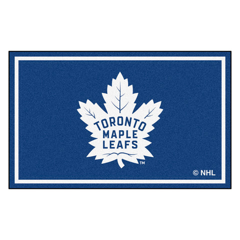 Toronto Maple Leafs Ultra Plush Area Rug