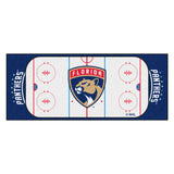Florida Panthers Hockey Rink Runner Rug