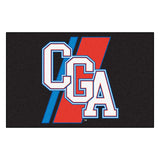 Coast Guard Bears Team Logo Accent Rug