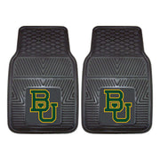 Heavy Duty Vinyl Baylor Bears Floor Mat Set