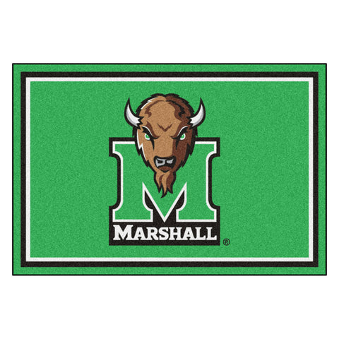 Marshall Thundering Herd Ultra Plush Area Rug