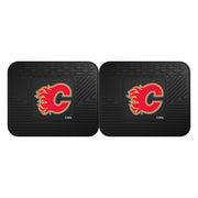 Calgary Flames Utility Floor Mat - Team Sports Gift