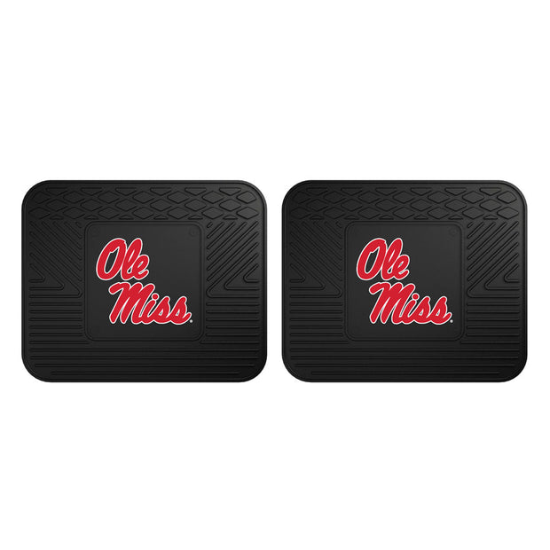 Ole Miss Rebels Utility Floor Mat