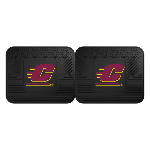 Central Michigan Chippewas Utility Floor Mat