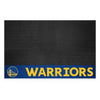 Golden State Warriors BBQ Grill Mat