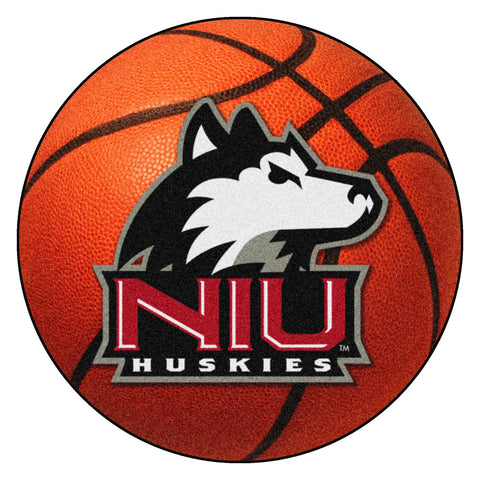Northern Illinois Huskies Basketball Area Rug
