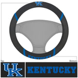 Kentucky Wildcats Faux Suede Steering Wheel Cover