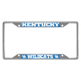 Kentucky Wildcats Mirror Finish License Plate Frame
