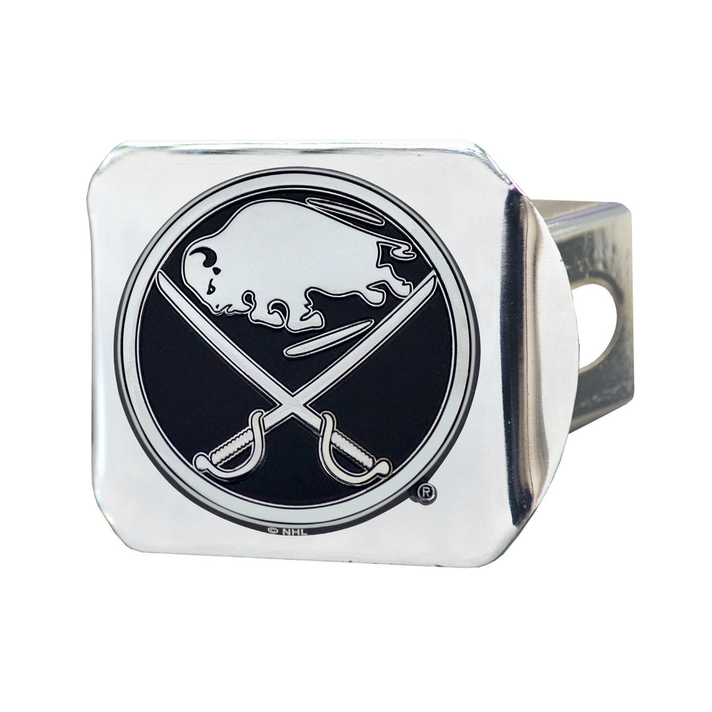 Buffalo Sabres Plastic Hitch Cover