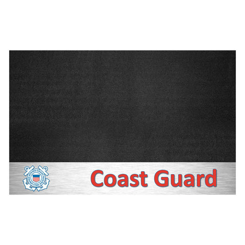 Coast Guard Bears BBQ Grill Mat