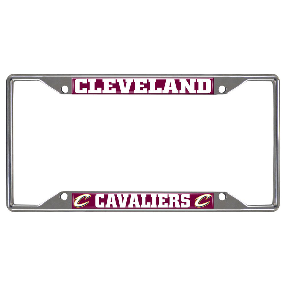 Cleveland Cavaliers Mirror Finish License Plate Frame