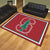 Stanford Cardinals 8x10 Plush Area Rug