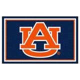 Auburn Tigers Ultra Plush Area Rug