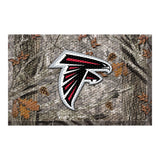 Atlanta Falcons Camo Entry Floor Mat