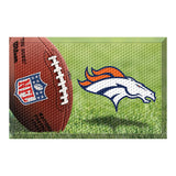 Denver Broncos Home Floor Mat