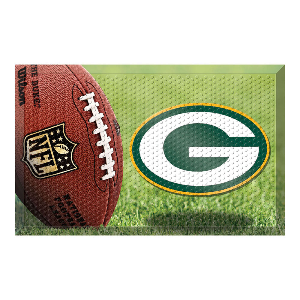 Green Bay Packers Home Floor Mat