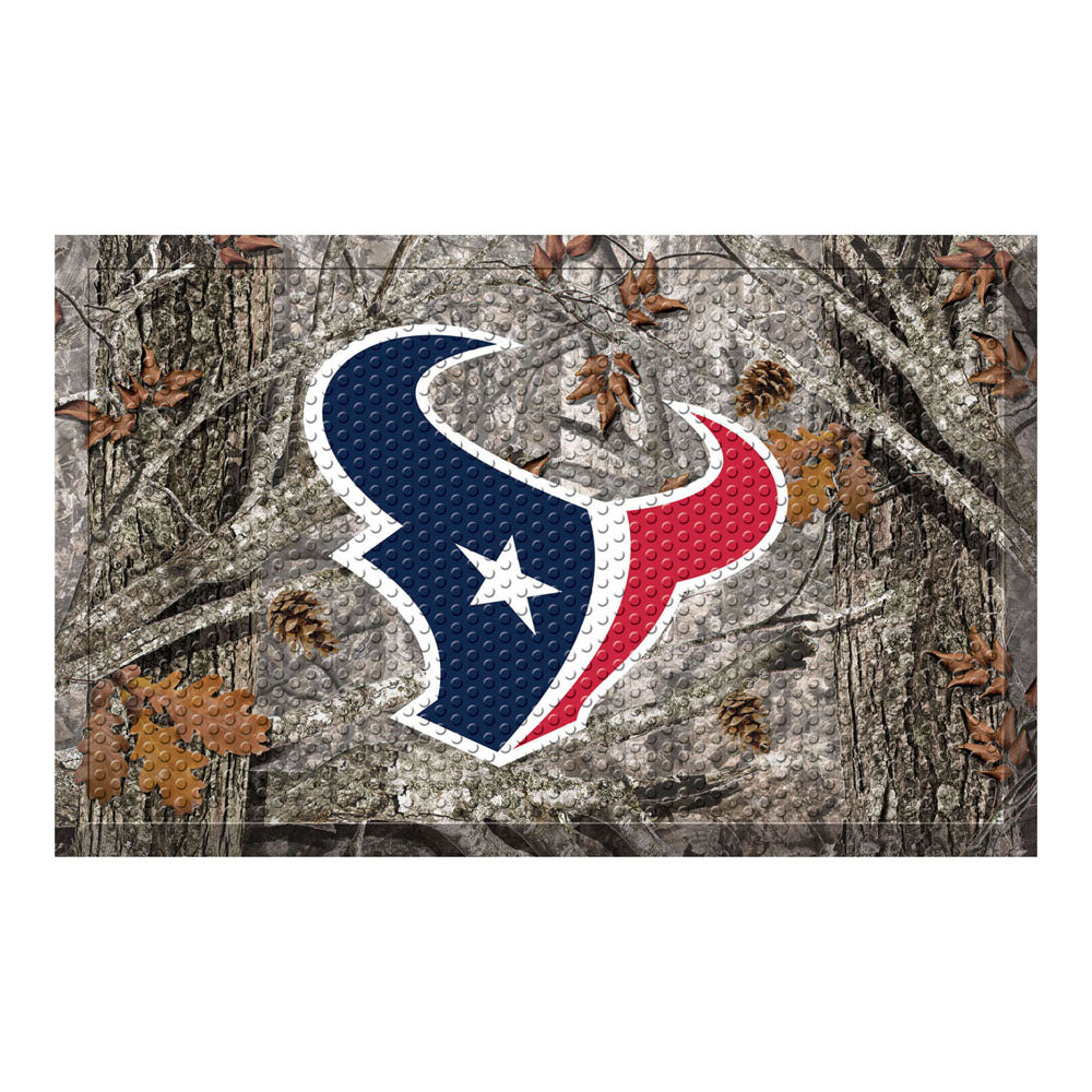Houston Texans Camo Entry Floor Mat