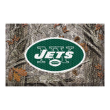 New York Jets Camo Entry Floor Mat