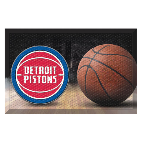 Detroit Pistons Home Floor Mat