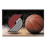 Portland Trail Blazers Home Floor Mat