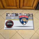 Florida Panthers Home Floor Mat on Floor