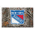 New York Rangers Camo Entry Floor Mat