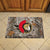 Ottawa Senators Camo Entry Floor Mat on Floor