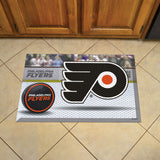 Philadelphia Flyers Home Floor Mat on Floor
