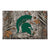 Michigan State Spartans Camo Entry Floor Mat