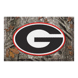 Georgia Bulldogs Camo Entry Floor Mat