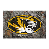 Missouri Tigers Camo Entry Floor Mat